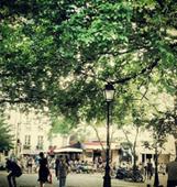 Place du marché Sainte-Catherine - Restaurant Chez Joséphine