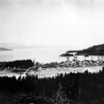Salsåkers Ångsåg togs i bruk 1874